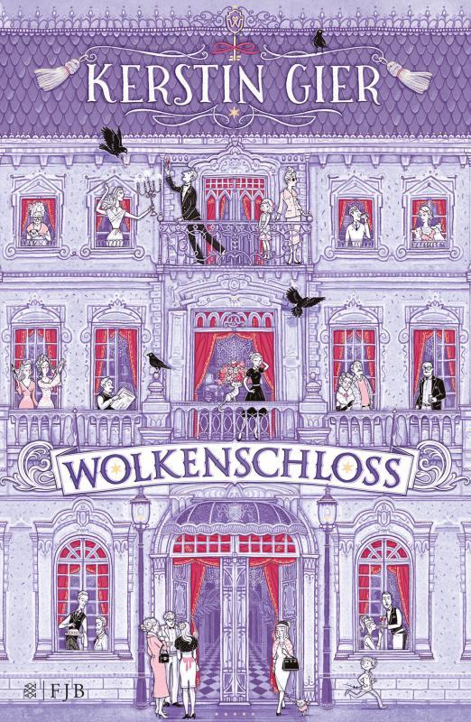 Cover-Bild Wolkenschloss