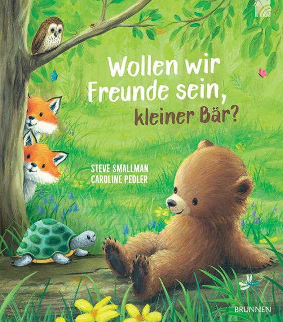 Cover-Bild Wollen wir Freunde sein, kleiner Bär?