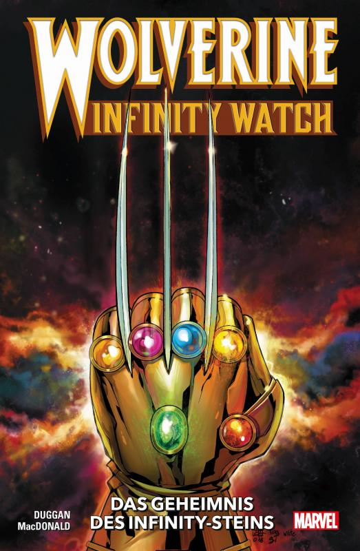 Cover-Bild Wolverine: Infinity Watch