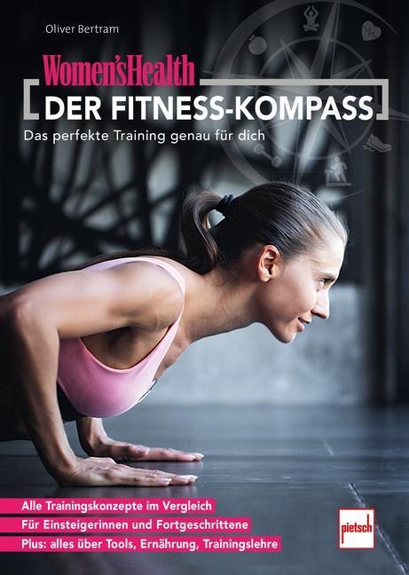 Cover-Bild WOMEN'S HEALTH DER FITNESS-KOMPASS