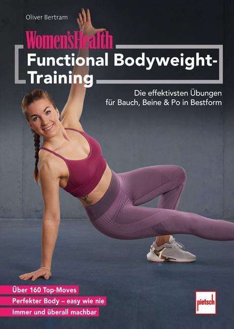 Cover-Bild WOMEN'S HEALTH Functional Bodyweight-Training