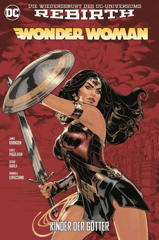 Cover-Bild Wonder Woman