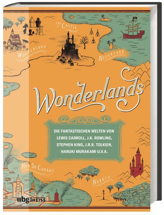 Cover-Bild Wonderlands