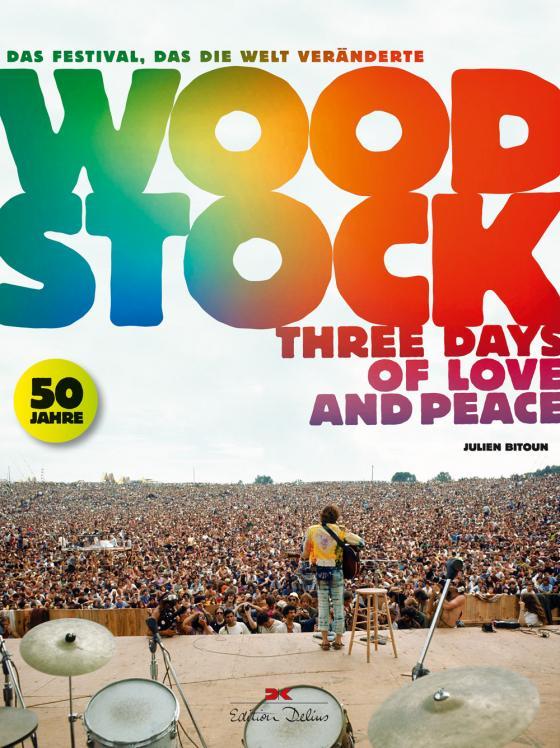 Cover-Bild Woodstock
