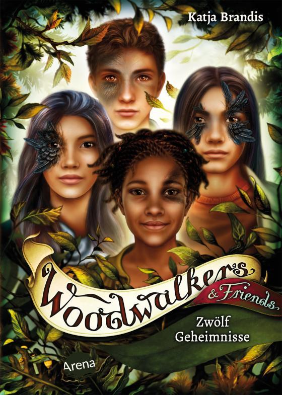 Cover-Bild Woodwalkers & Friends (2). Zwölf Geheimnisse
