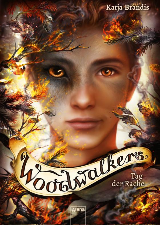 Cover-Bild Woodwalkers / Woodwalkers (6). Tag der Rache