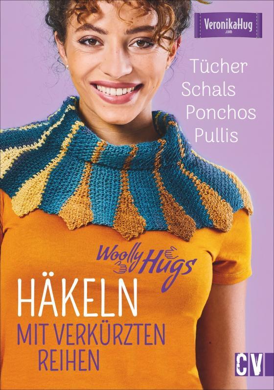 Cover-Bild Woolly Hugs Häkeln mit verkürzten Reihen