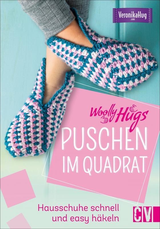 Cover-Bild Woolly Hugs Puschen im Quadrat