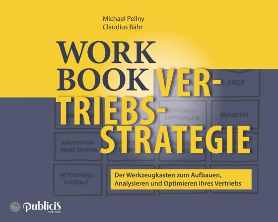 Cover-Bild Workbook Vertriebsstrategie