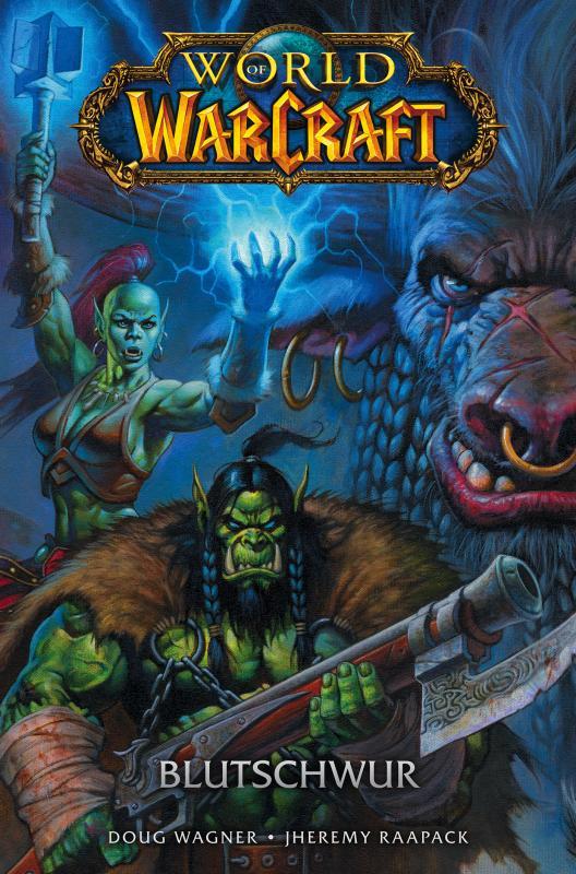 Cover-Bild World of Warcraft - Graphic Novel