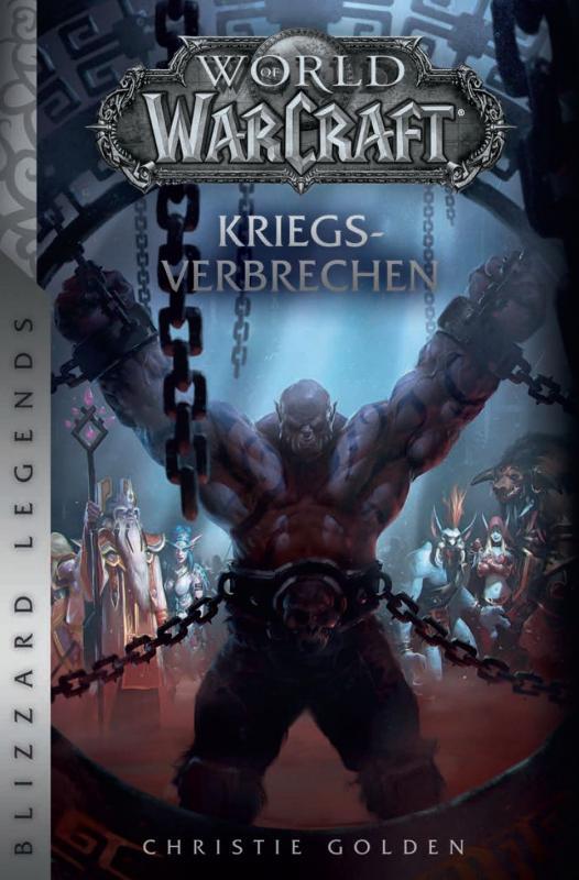 Cover-Bild World of Warcraft: Kriegsverbrechen
