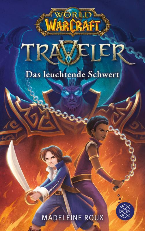 Cover-Bild World of Warcraft: Traveler. Das leuchtende Schwert
