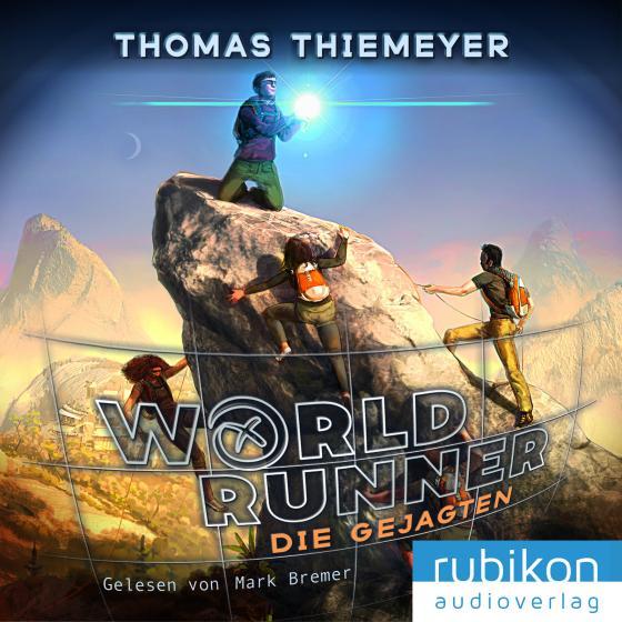 Cover-Bild World Runner (2). Die Gejagten