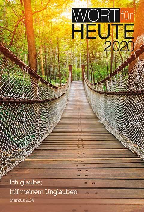 Cover-Bild Wort für heute 2020