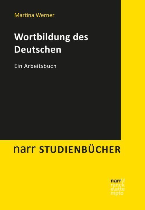 Cover-Bild Wortbildung des Deutschen