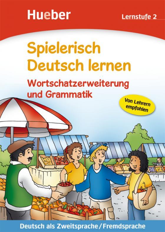 Cover-Bild Wortschatzerweiterung und Grammatik