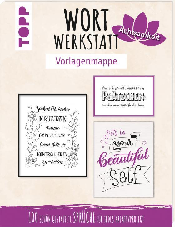 Cover-Bild Wortwerkstatt Vorlagenmappe Achtsamkeit
