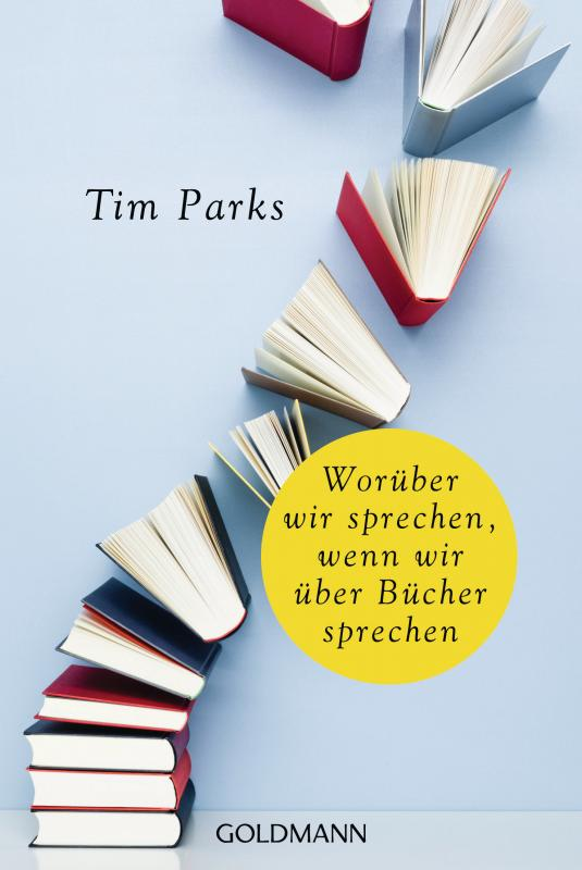 Cover-Bild Worüber wir sprechen, wenn wir über Bücher sprechen