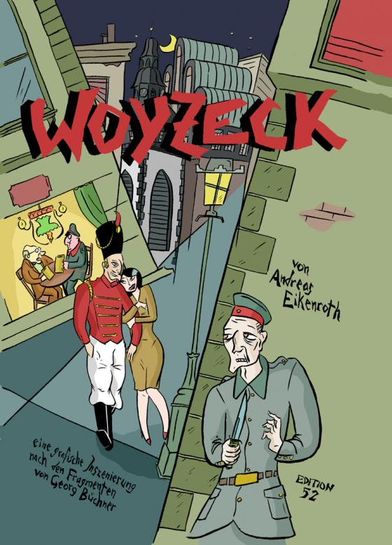 Cover-Bild Woyzeck