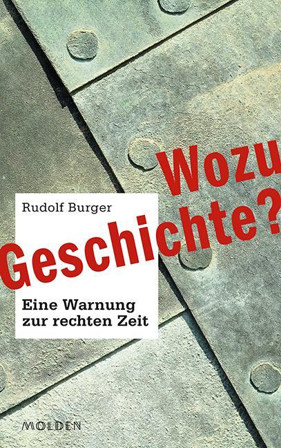 Cover-Bild Wozu Geschichte?