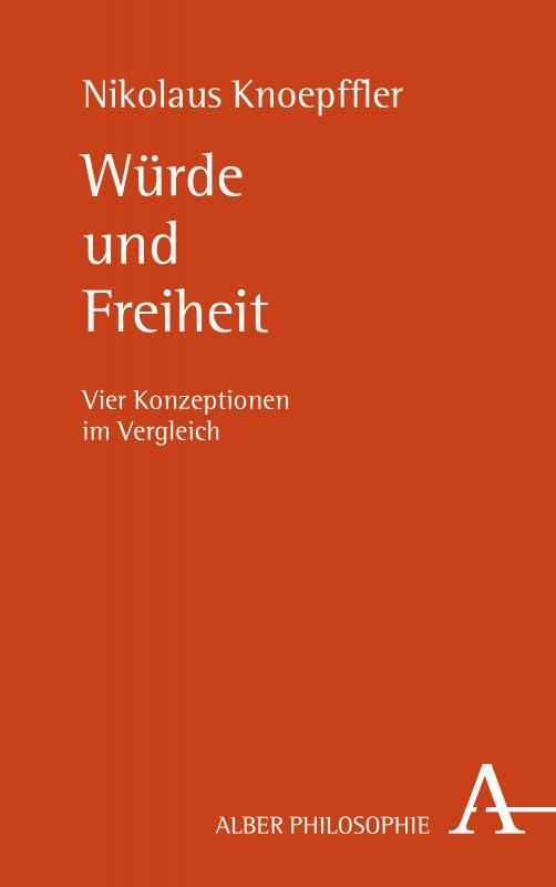 Cover-Bild Würde und Freiheit