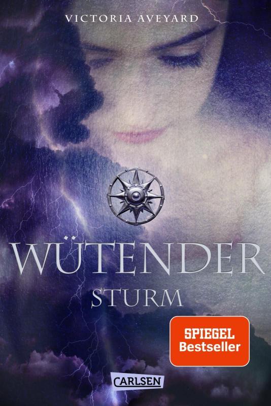 Cover-Bild Wütender Sturm (Die Farben des Blutes 4)