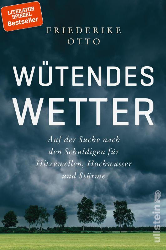 Cover-Bild Wütendes Wetter