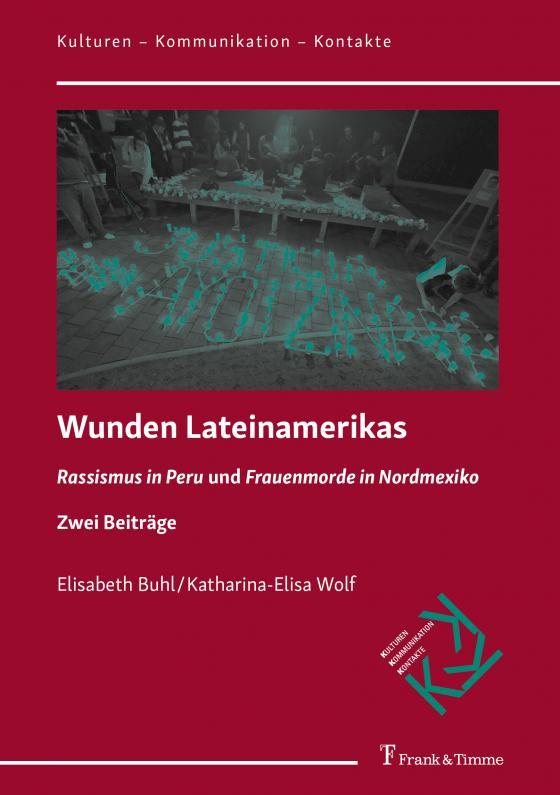 Cover-Bild Wunden Lateinamerikas