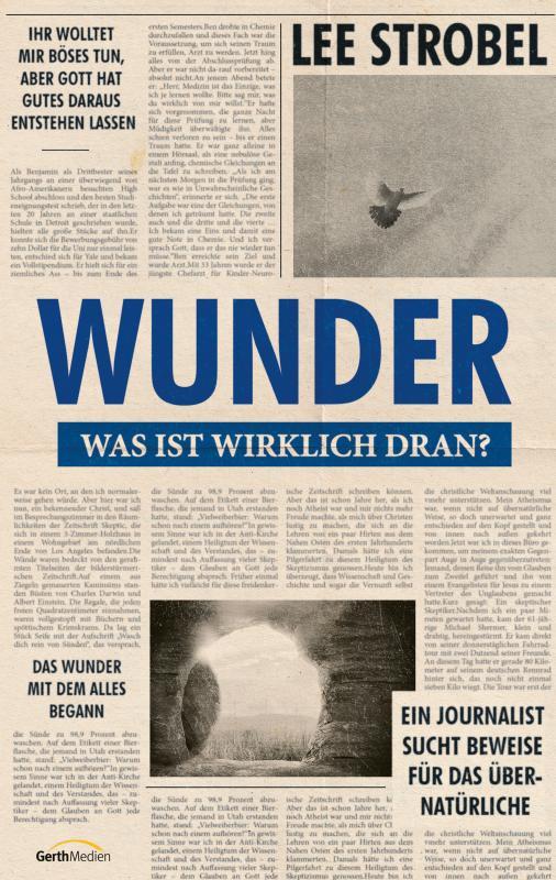 Cover-Bild Wunder - was ist wirklich dran?