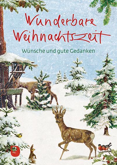 Cover-Bild Wunderbare Weihnachtszeit