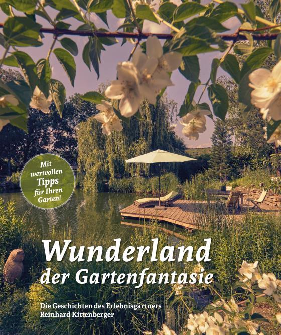 Cover-Bild Wunderland der Gartenfantasie