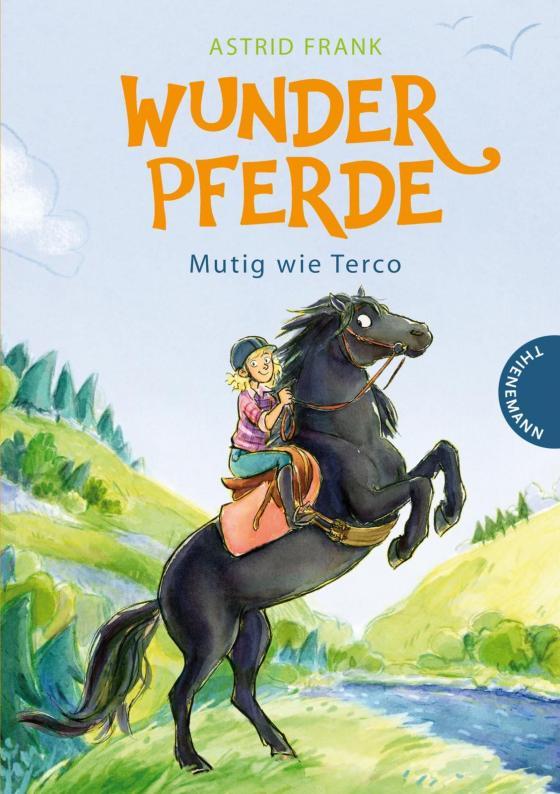 Cover-Bild Wunderpferde 2: Mutig wie Terco