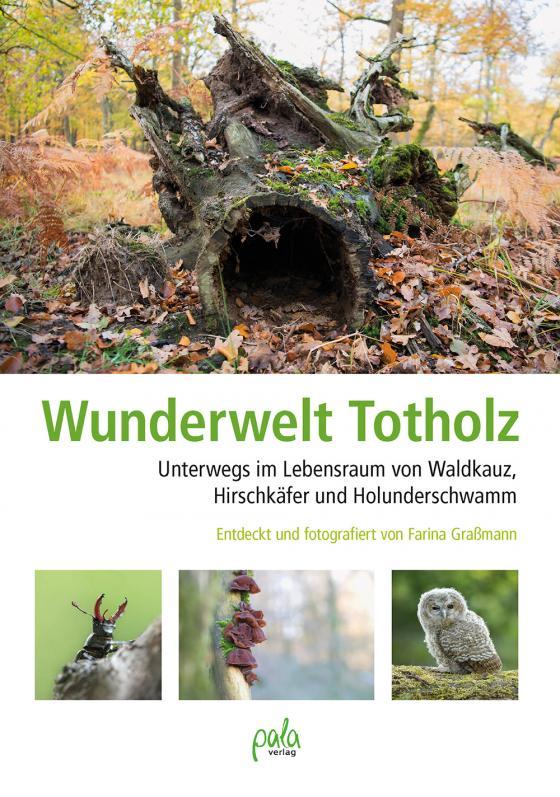 Cover-Bild Wunderwelt Totholz