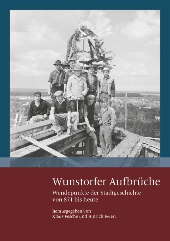 Cover-Bild Wunstorfer Aufbrüche