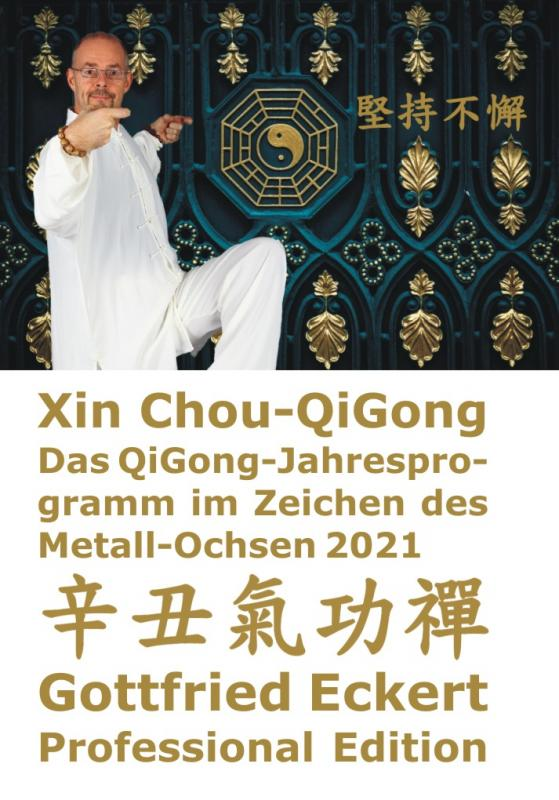 Cover-Bild Xin Chou-QiGong