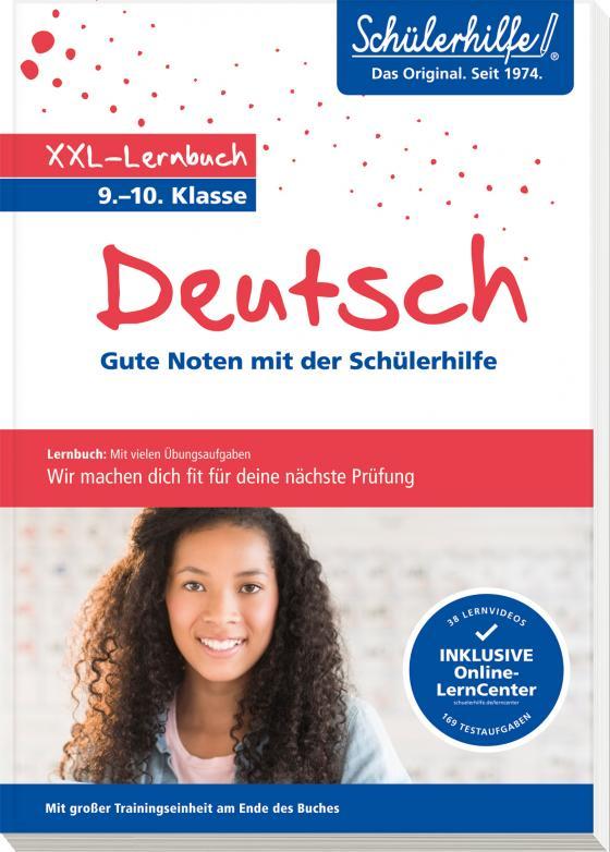 Cover-Bild XXL-Lernbuch Deutsch 9./10. Klasse
