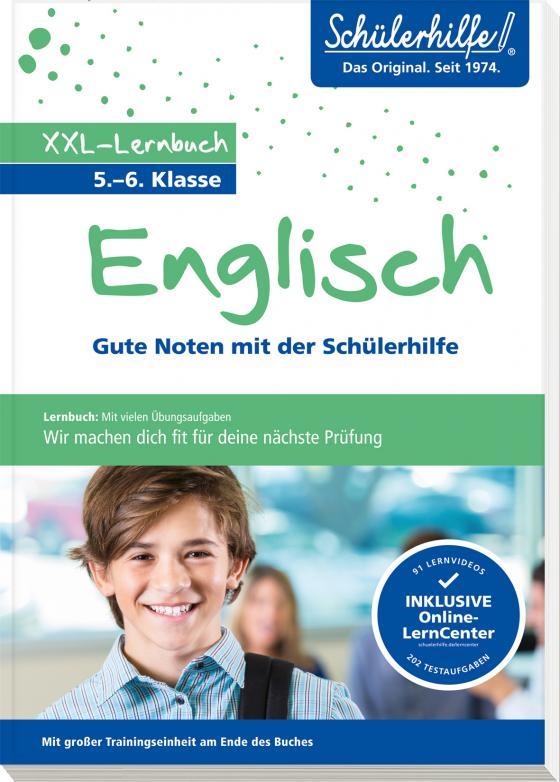 Cover-Bild XXL-Lernbuch Englisch 5./6. Klasse
