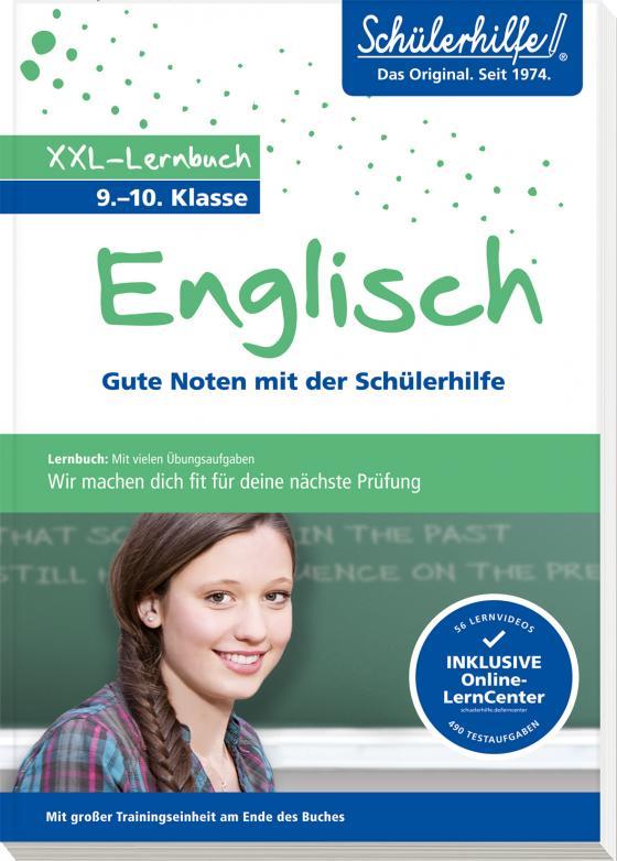 Cover-Bild XXL-Lernbuch Englisch 9./10. Klasse