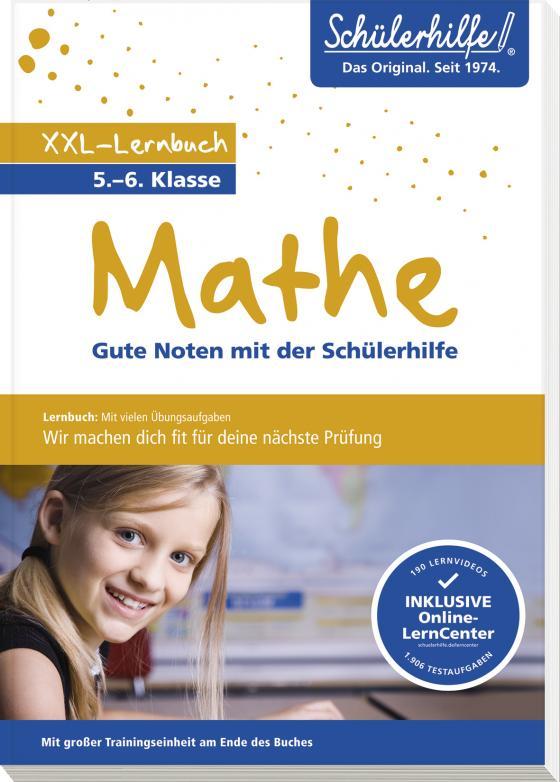 Cover-Bild XXL-Lernbuch Mathe 5./6. Klasse
