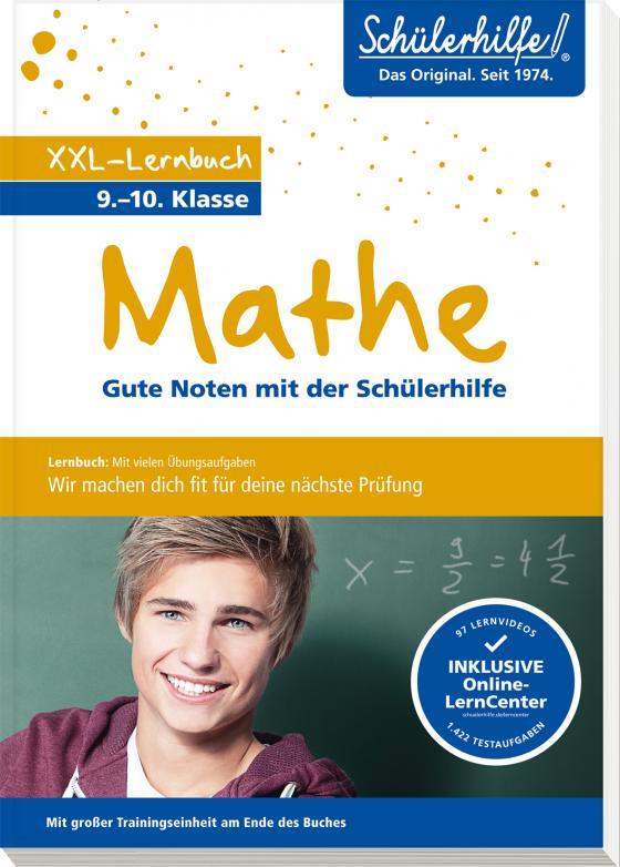 Cover-Bild XXL-Lernbuch Mathe 9./10. Klasse