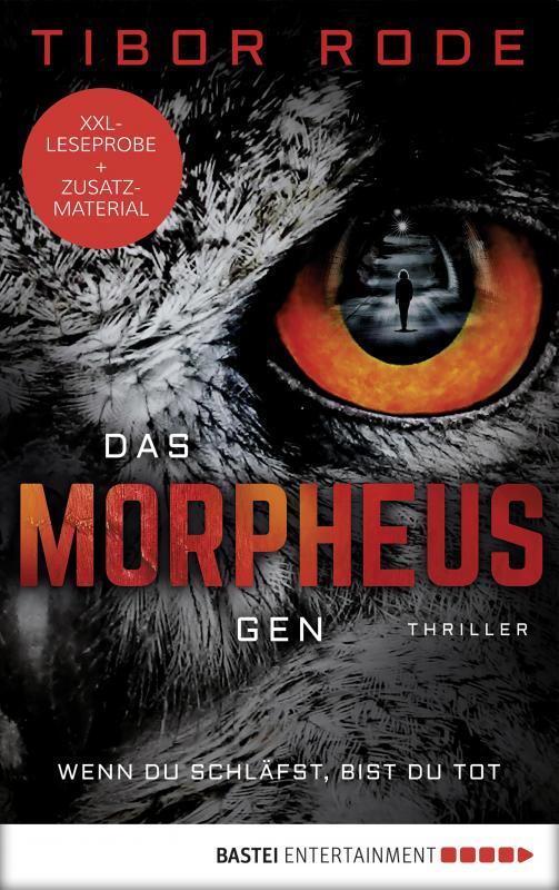 Cover-Bild XXL-Leseprobe: Das Morpheus-Gen