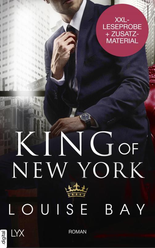 Cover-Bild XXL-Leseprobe: King of New York