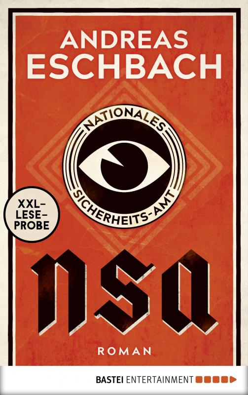 Cover-Bild XXL-Leseprobe: NSA - Nationales Sicherheits-Amt
