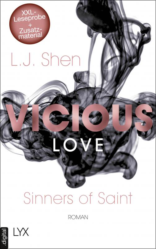 Cover-Bild XXL-Leseprobe: Vicious Love