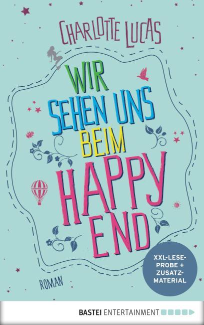 Cover-Bild XXL-Leseprobe: Wir sehen uns beim Happy End