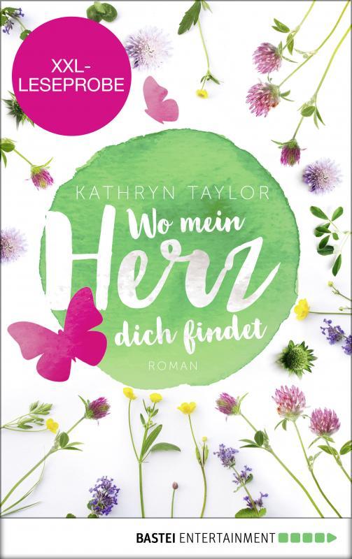 Cover-Bild XXL-Leseprobe: Wo mein Herz dich findet