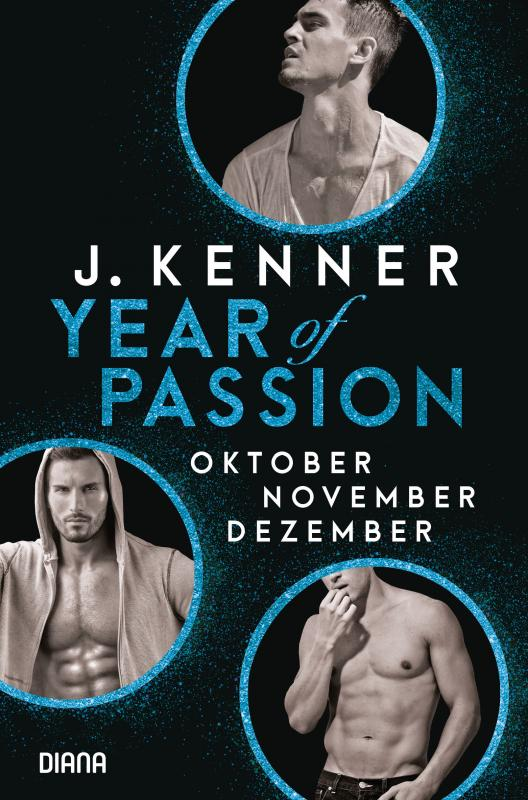 Cover-Bild Year of Passion (10-12)