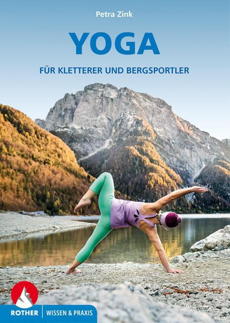 Cover-Bild Yoga für Kletterer und Bergsportler