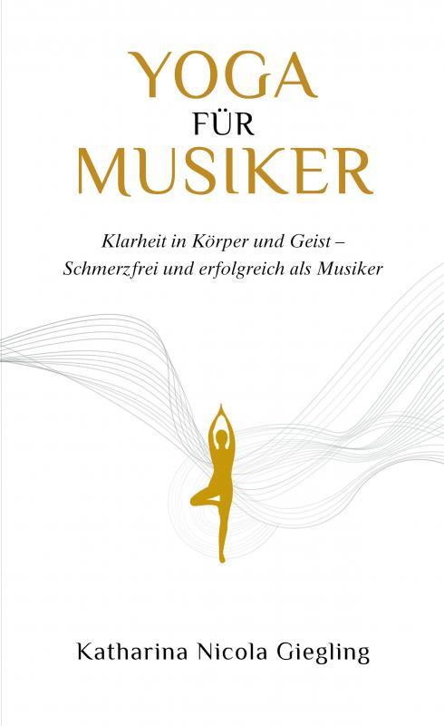 Cover-Bild Yoga für Musiker