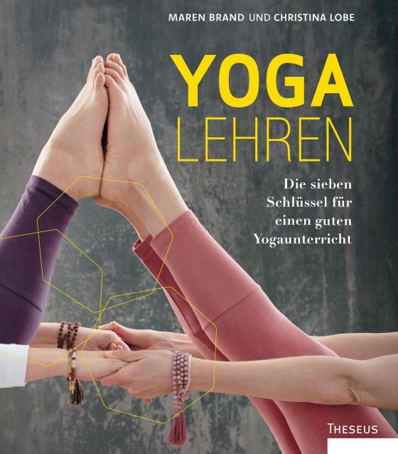 Cover-Bild Yoga lehren